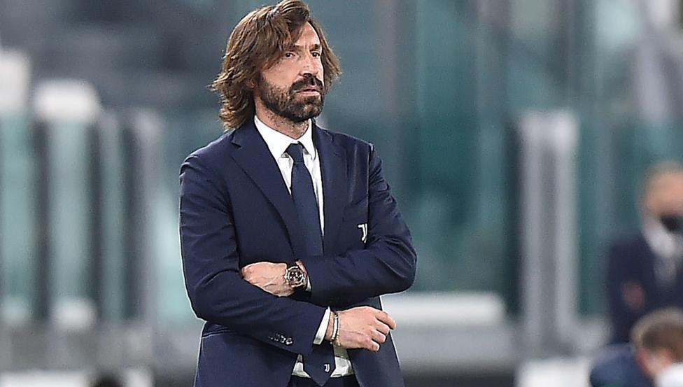 Pirlo: 'Banyak elemen di Juventus tidak berfungsi'