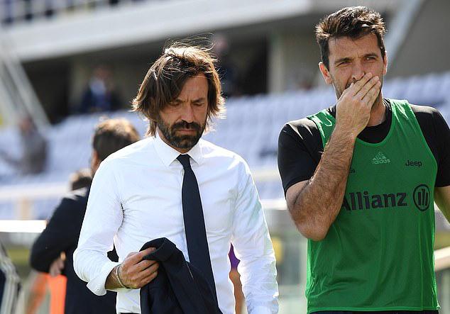 Buffon mengucapkan selamat tinggal kepada Juventus untuk kedua kalinya