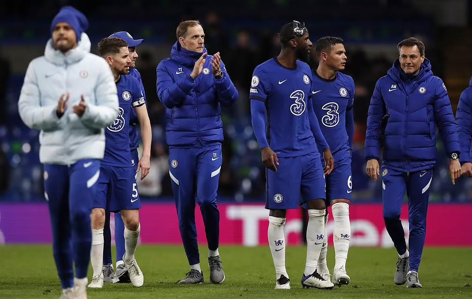 Tuchel: 'Ini bukan waktunya bagi Chelsea untuk bahagia'