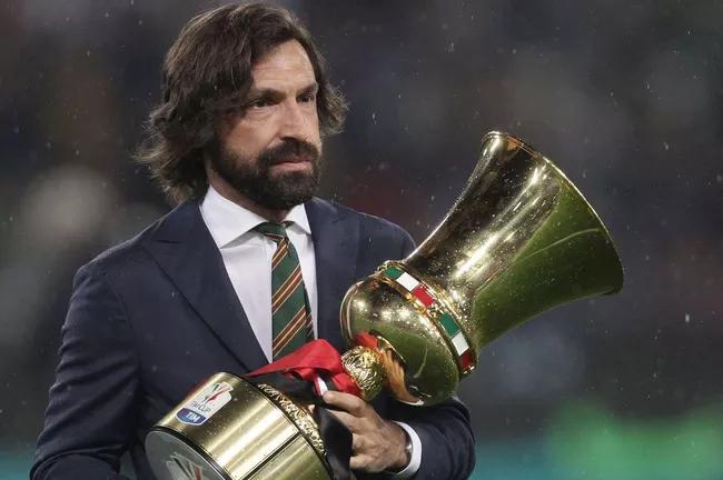 Pirlo: 'Dua Piala tidak bisa menyembunyikan kekacauan di Juventus