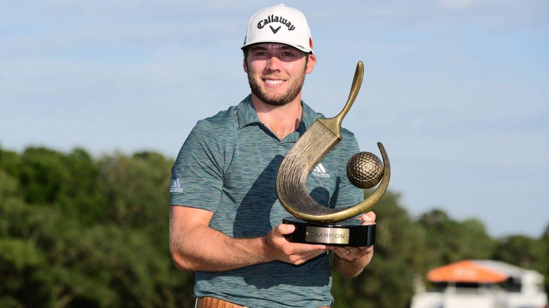 Kisah mengasah logam Sam Burns di PGA Tour