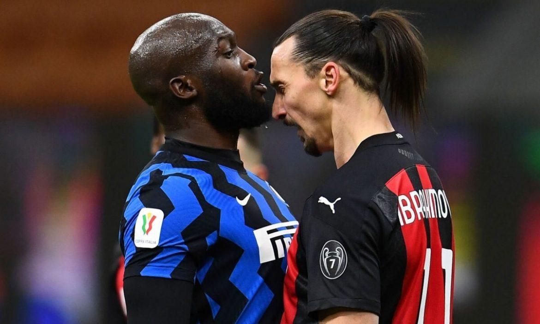 Lukaku mengalahkan Ibrahimovic setelah memenangkan Serie A.