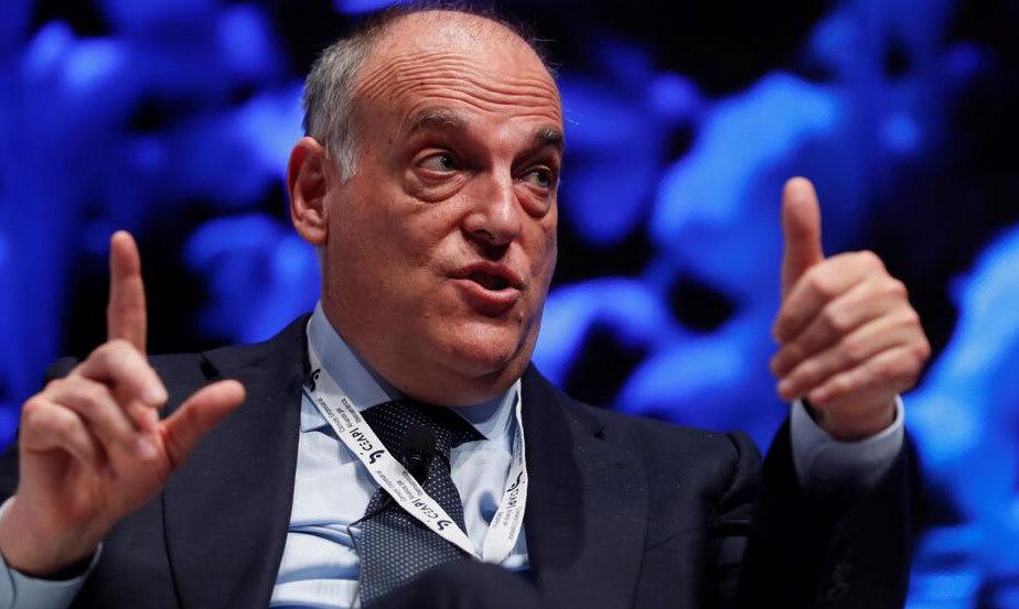 Presiden La Liga: 'Liga Champions tidak membutuhkan Real, Barca'