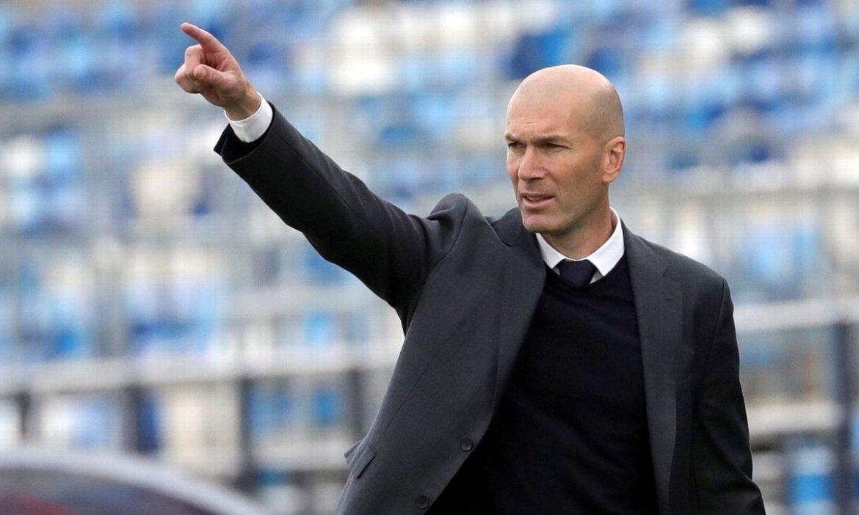 Zidane: 'Real tidak memberi saya kepercayaan diri'