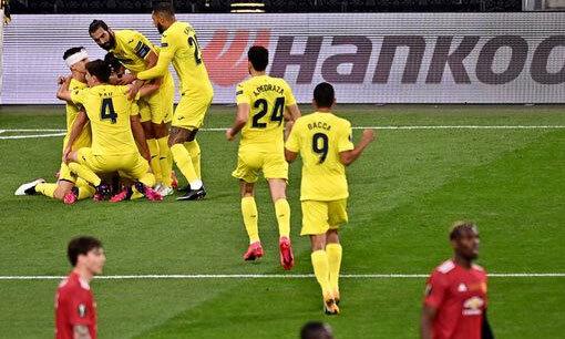 LiveVillarreal 1-1 Man Utd (babak kedua): Cavani melepaskan tembakan