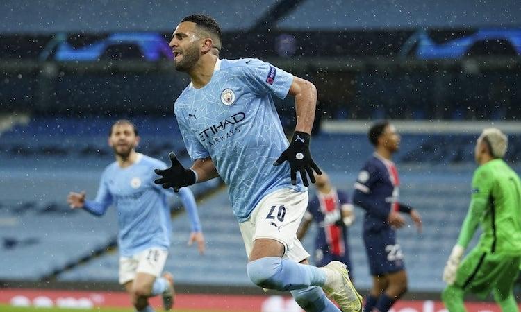 Man City untuk pertama kalinya di final Liga Champions