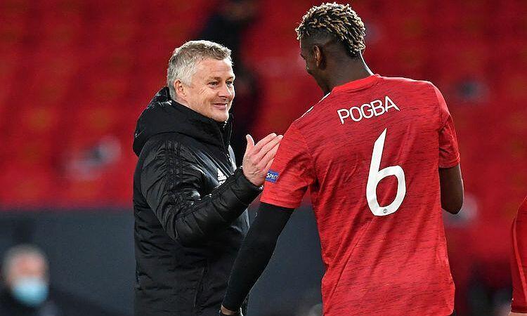 Pogba: 'Man Utd harus menemukan seseorang untuk menggantikan saya'