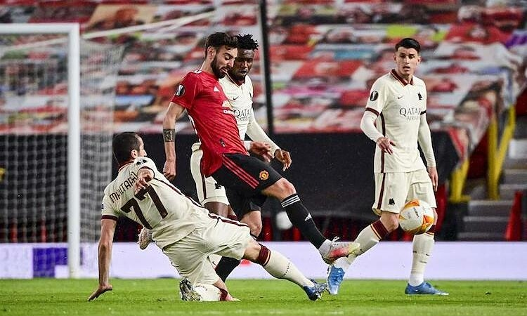 Fernandes: 'Memenangkan Liga Europa tidak cukup dengan Man Utd'