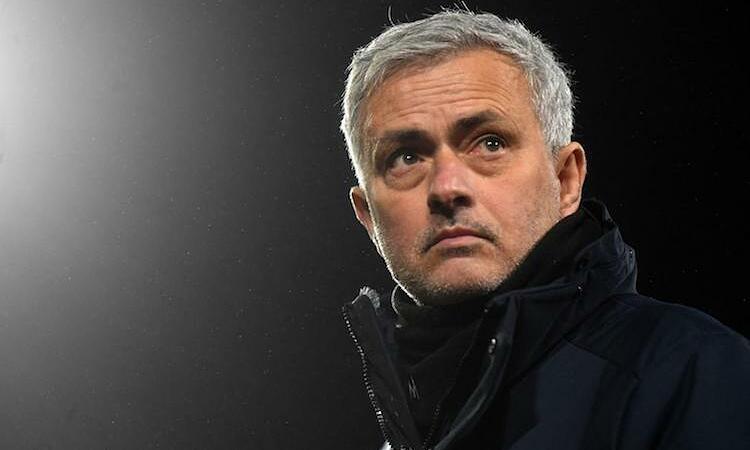 Mourinho: 'Selalu ada tekanan dalam sepakbola'