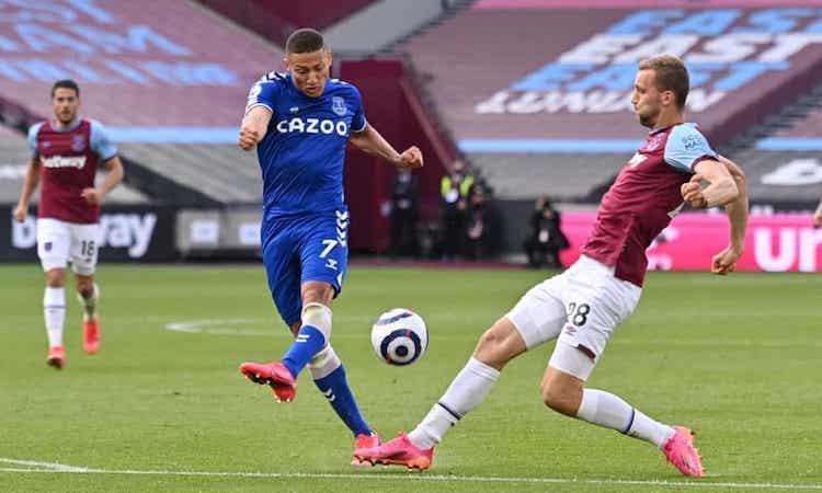 West Ham berangsur-angsur menjauh dari impian Liga Champions