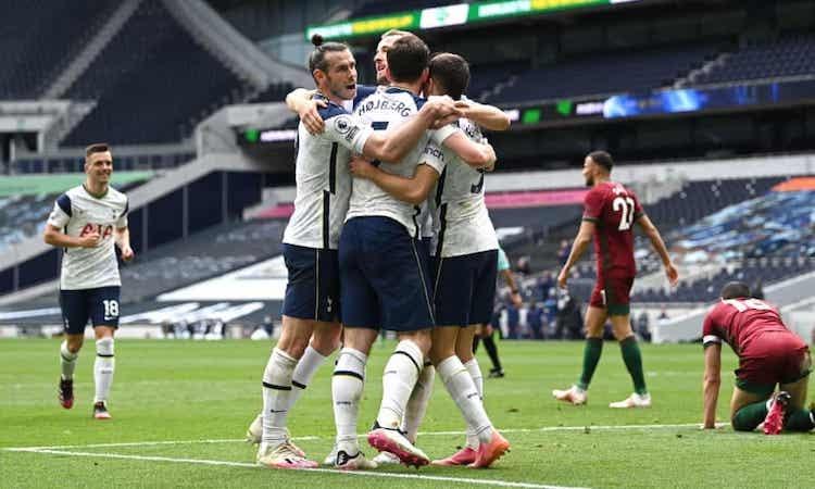 Tottenham hampir mendapatkan tiket ke Liga Europa