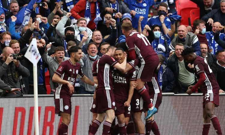 Leicester memenangkan Piala FA