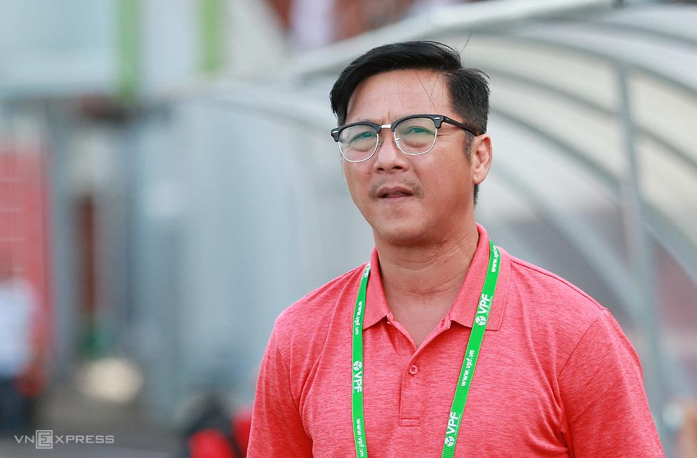 Pelatih Le Huynh Duc: 'Adalah normal bagi saya untuk tetap di Da Nang'