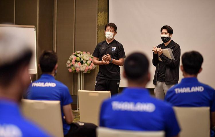 Thailand menyingkirkan dua pemain yang tidak disiplin