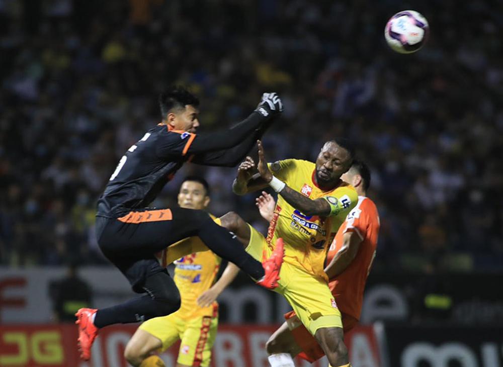 Thanh Hoa memutuskan untuk 'memaksakan' Hoang Vu Samson