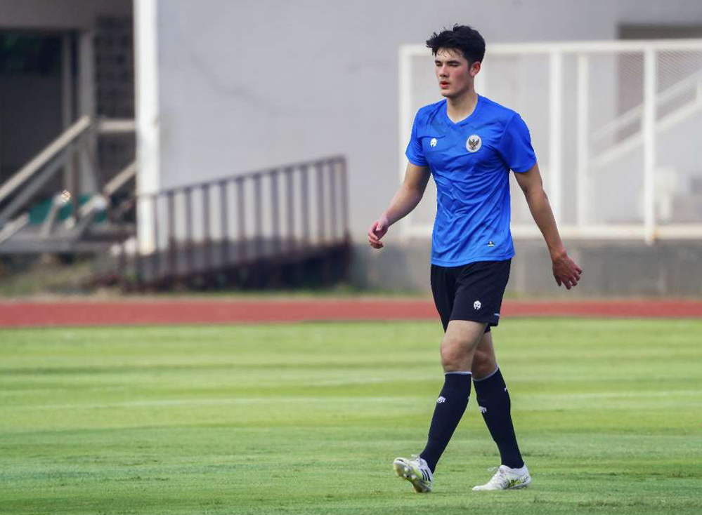 Tim Indonesia kehilangan seorang pemain yang bermain di Inggris