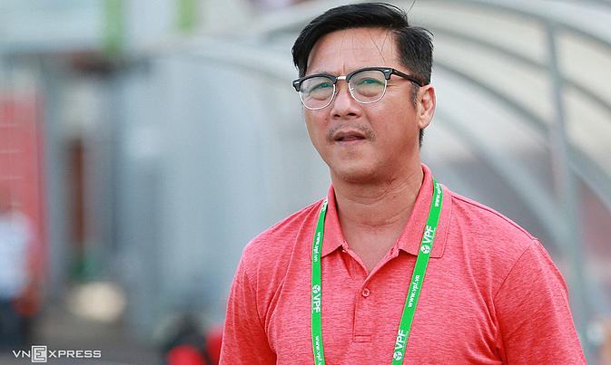 Kisah pergantian jenderal menunggu perubahan di V-League