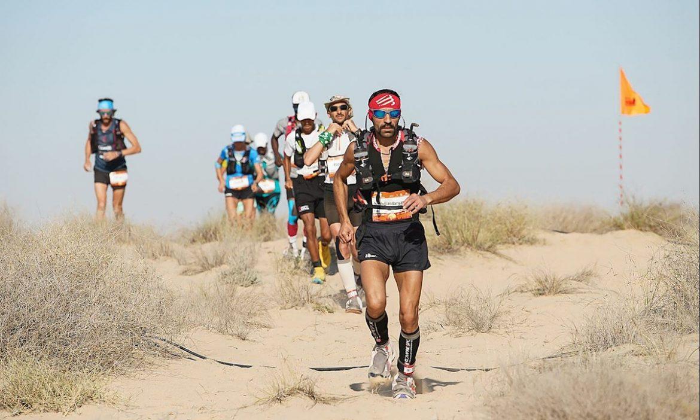 Ultra marathon – tantang batas pelari