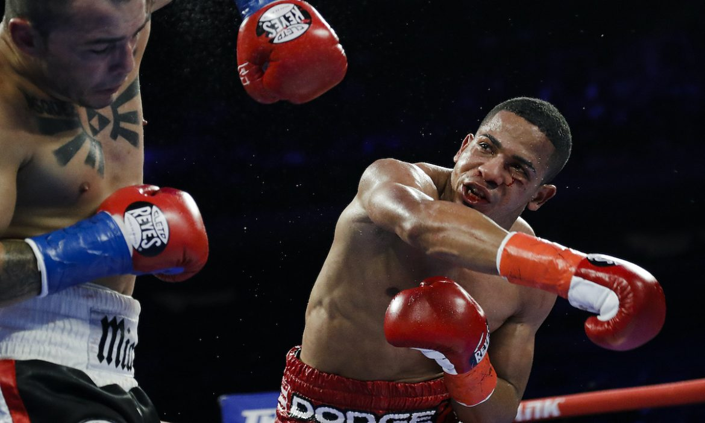 Boxer membunuh mantan pacarnya