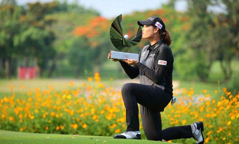 Golf lokal menang besar di Honda LPGA Thailand