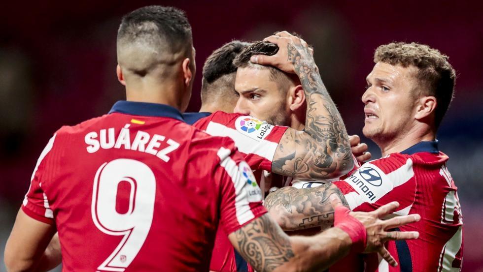 Atletico mendekati kejuaraan La Liga
