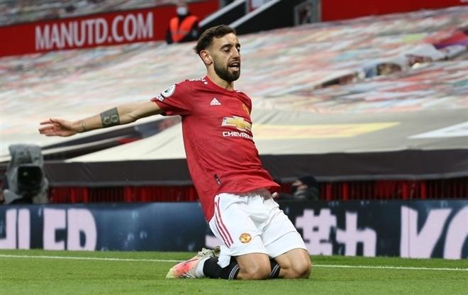 Fernandes memecahkan rekor mencetak gol Lampard
