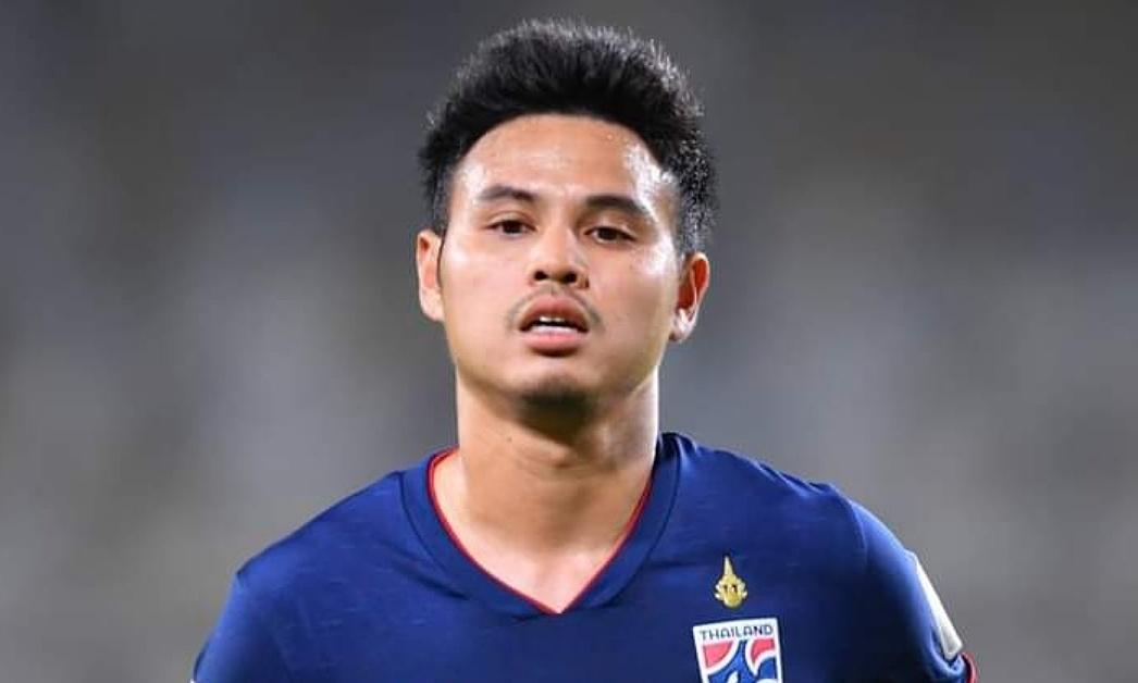 Thailand kehilangan bek utama di kualifikasi Piala Dunia