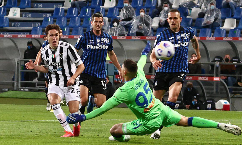 Ronaldo sudah mati, Juventus masih mengalahkan Atalanta 2-1 untuk memenangkan Piala Italia