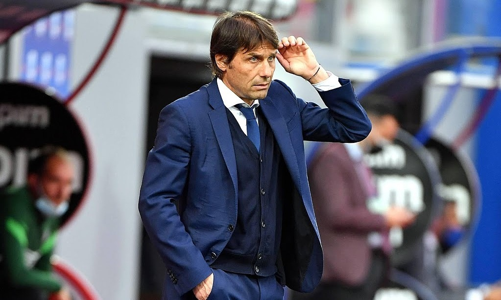 Conte terkejut ketika dia segera melengserkan Juventus