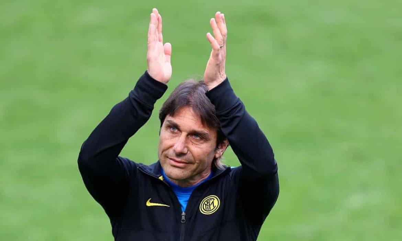 Conte menerima $ 8,6 juta untuk meninggalkan Inter