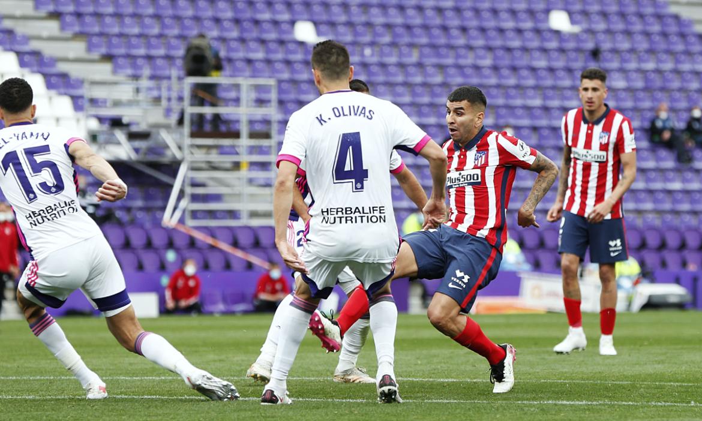 Angel Correa – pria melawan takdir di Atletico