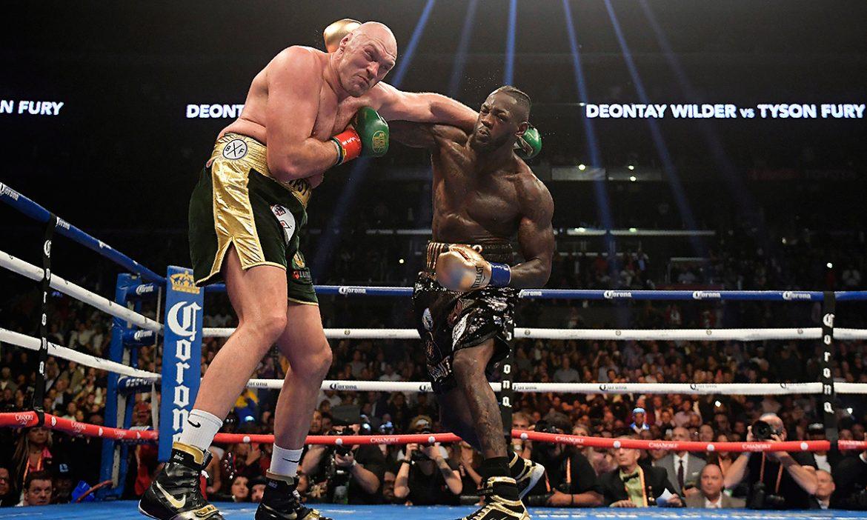 Pertarungan Fury vs Joshua terancam dibatalkan