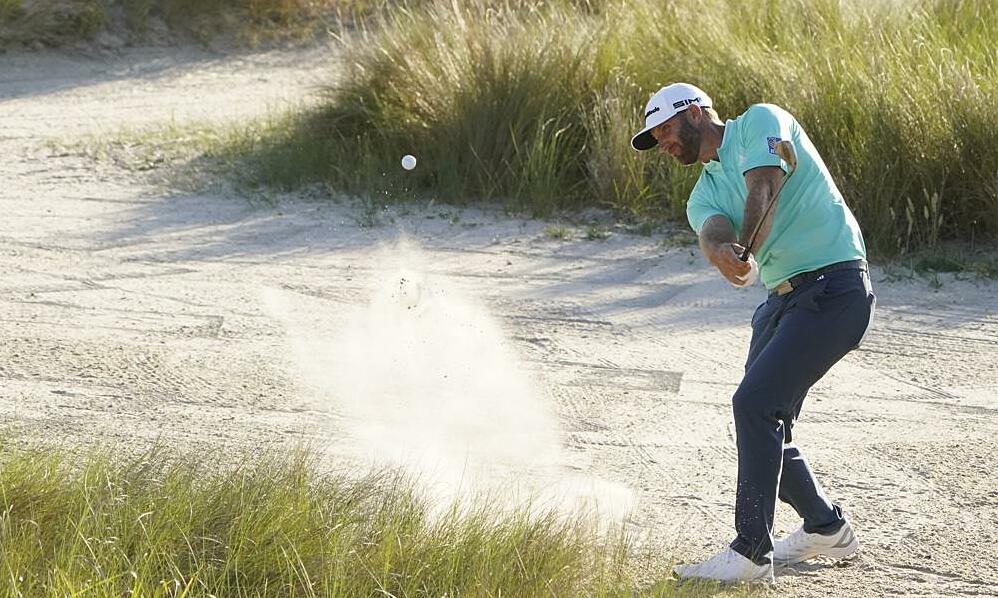 Apa perbedaan jebakan pasir di Kejuaraan PGA?