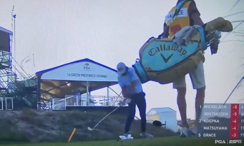 'Destroyer' Kejuaraan PGA