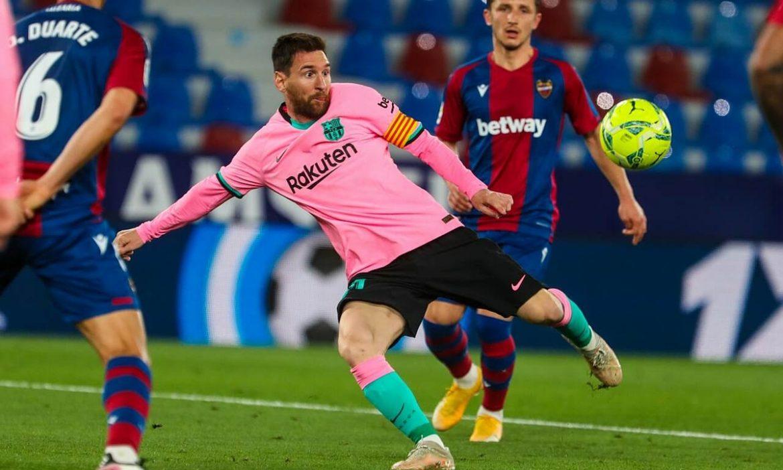 Barca kehilangan bonus jika tidak memenangkan La Liga