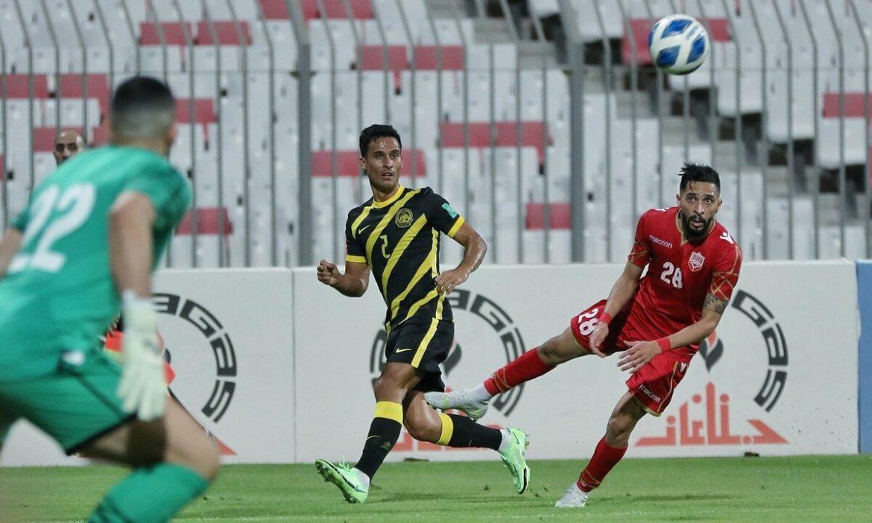 Malaysia kalah lagi sebelum kualifikasi Piala Dunia