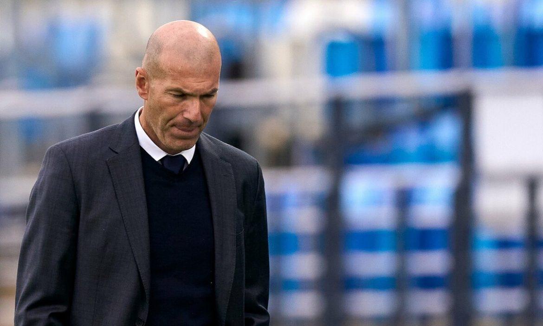 Zidane mengundurkan diri sebagai pelatih Real Madrid