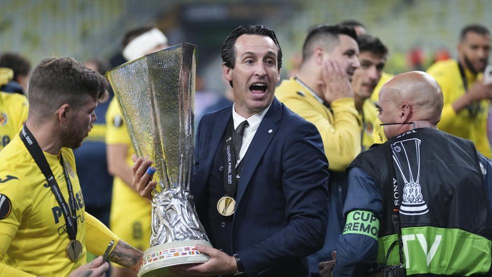 Emery: 'Villarreal tidak berlatih menembak 11m'