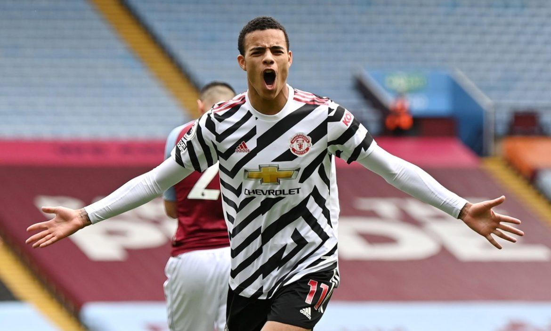 Man Utd mencegah Man City memenangkan kejuaraan lebih awal