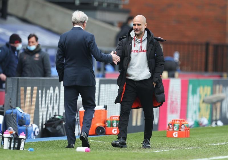 Man City mencapai 700 gol di bawah Guardiola