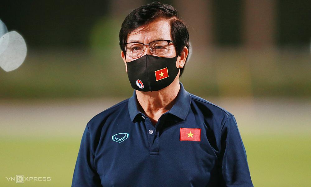 Kepala tim sepak bola Vietnam: 'Fokus pada penyelesaian setiap pertandingan'