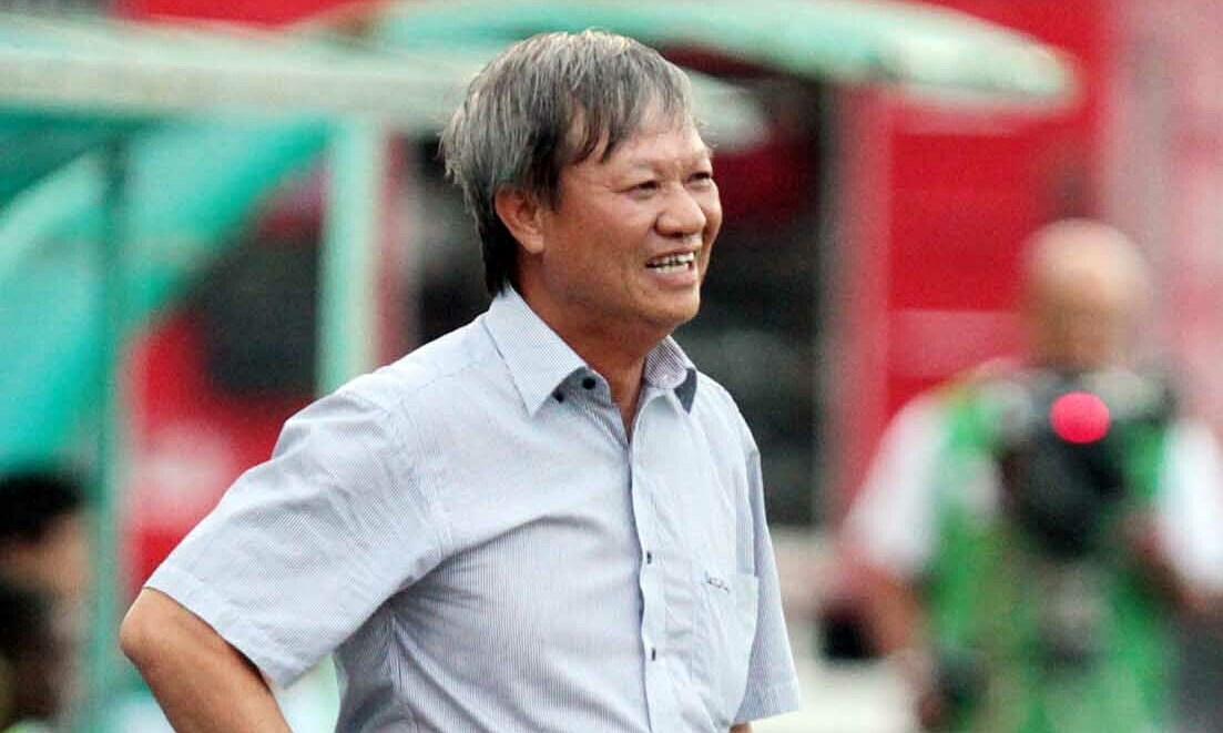 Bahasa sepak bola oleh Le Thuy Hai