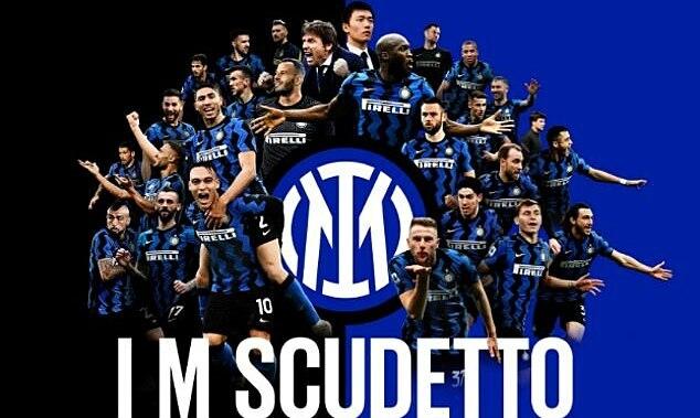 Inter memenangkan gelar Serie A.