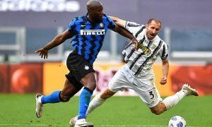 Juventus mengalahkan Inter meski bermain tanpa orang