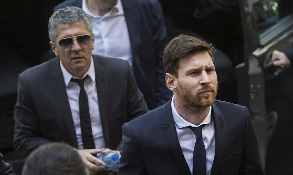 Le Parisien: 'Keluarga ingin Messi pergi ke PSG'