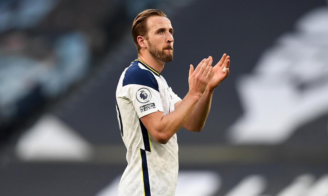 Harry Kane mengungkapkan kemungkinan meninggalkan Tottenham