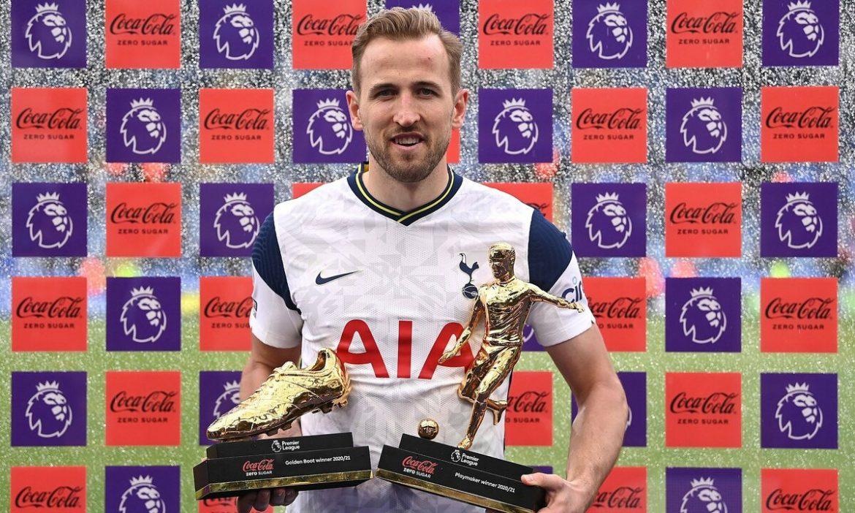 Kane memiliki gol dan assist terbanyak di Liga Premier