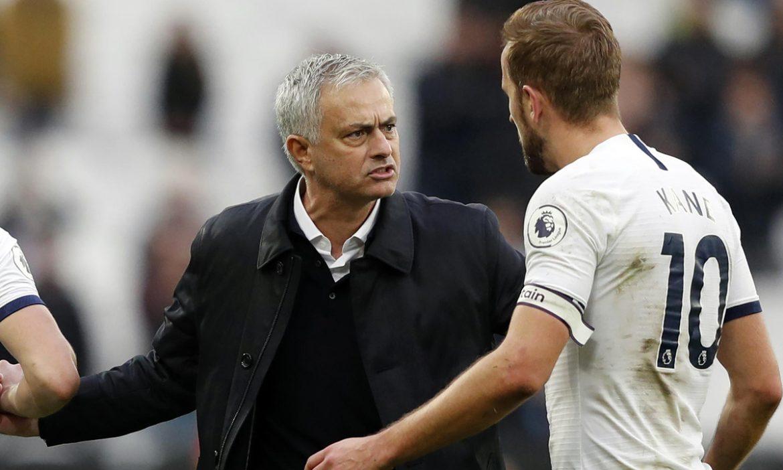 Kane: 'Mourinho gagal karena Tottenham kekurangan pemimpin'