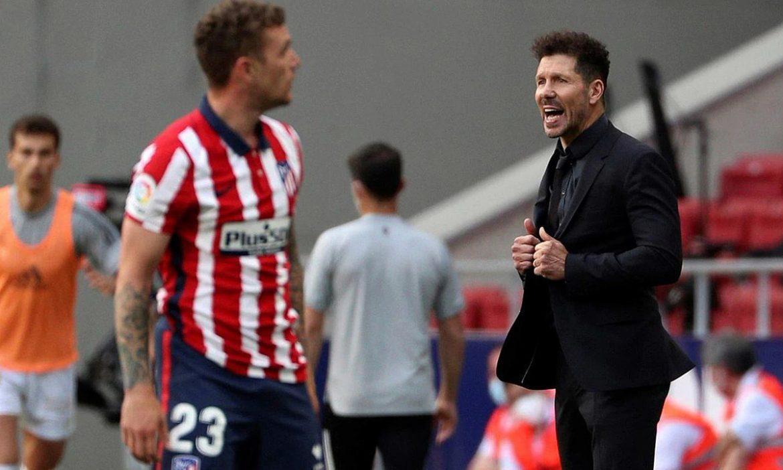 Simeone: 'Atletico bersedia mempertaruhkan nyawanya untuk memenangkan La Liga'