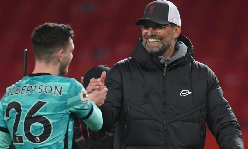 Klopp: 'Liverpool pantas menang melawan Man Utd'